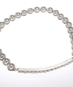 Swarovski Style Bracelet