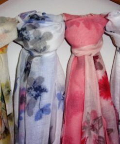 Four pack of Summer scarves